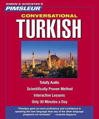 [CD] Pimsleur Conversational Turkish